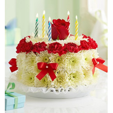Birthday Flower Cake® Bright