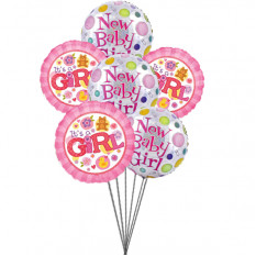 Belles ballons pour Lovely Baby