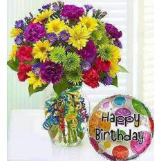 C'est ton jour Joyeux anniversaire Bouquet® (Petit)