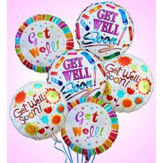 Air-Rangement - Obtenez des ballons bien Mylar