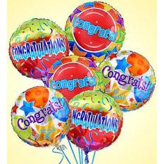 Air-Rangement - Félicitations Mylar Ballons