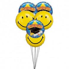 Félicitations ballons d'études supérieures