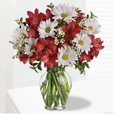 Bouquet amour et romance (Standard)
