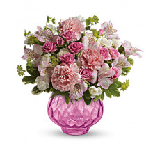 Bouquet simplement rose (standard)