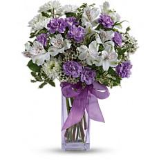 Bouquet de rire Lavande (Standard)