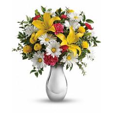 Bouquet juste chatouillé (Deluxe)