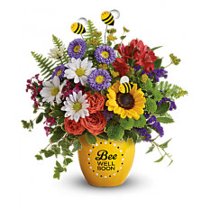 Garden Of Wellness Bouquet (Deluxe)