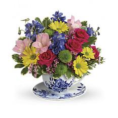 Bouquet de jardin hollandais (standard)