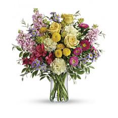 Bonté Et Lumière Bouquet (Delux)