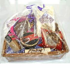 Panier cadeau chocolat A