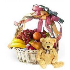 Fruit et ours