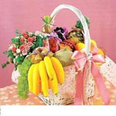 Corbeille de fruits A