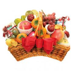 Panier de fruits fantaisie F