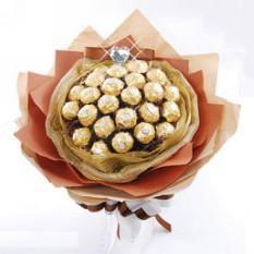 Bouquet de 24 chocolats