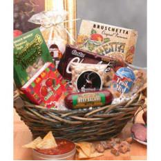Panier-cadeau Snack