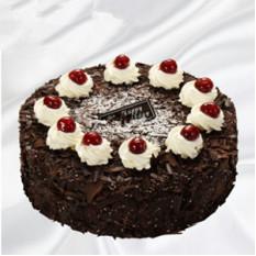 Gâteau de forêt noire (10 pouces)