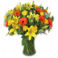 Joyeux bouquet du matin