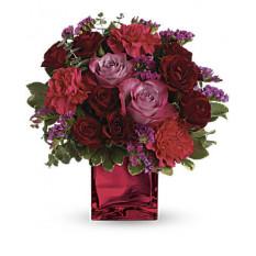 Bouquet Ruby Rapture