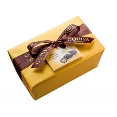 Ballotin enrobé d'or Godiva 500 g