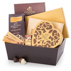 Godiva Chocolat Panier D'amour