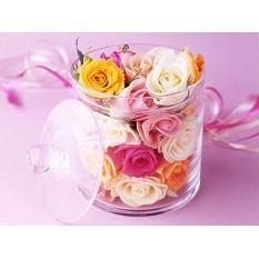 Rose Bath (Verre)