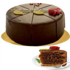 Gâteau du désert