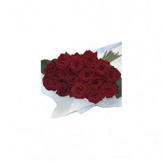 Boîte à fleurs Roses rouges 30 pcs