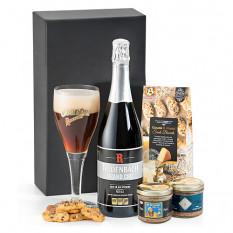 Rodenbach Grand Cru, Pate Et Biscuits