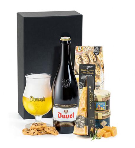 Bière Duvel Belge, Fromage et Pate
