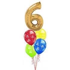 Grand nombre unique d'anniversaire (entrer l'âge)