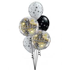 Elegant Sparkles Félicitations Bouquet