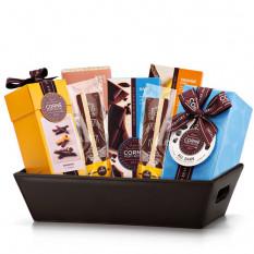 Corne Port-Royal chocolat noir