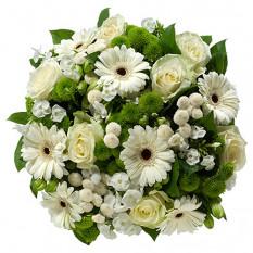 Bouquet de mariage - Moyen (30 cm)
