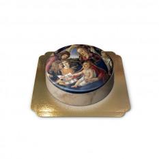 Communion Cake Madonna du Magnificat (Petit)