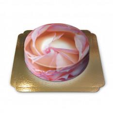 Pétales de rose de gâteau (petit)