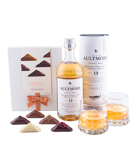 Aultmore Scotch & Chocolats