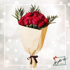 Juste des roses