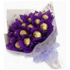 16 Bouquet Ferrero Rocher