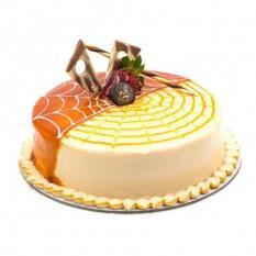 Gâteau au caramel écossais