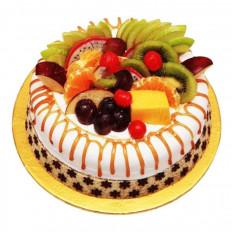 1 kg de gâteau aux fruits frais