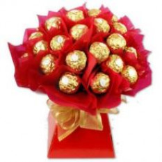 Bouquet de 20 Ferrero Rocher