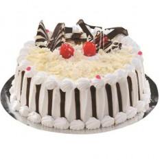 1 kg de gâteau de forêt blanche