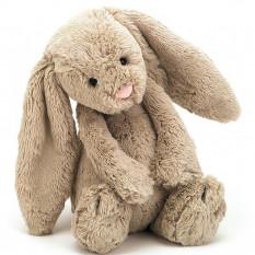 Jellycat Bashful Bunny Beige Moyen (Moyen)