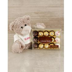 Teddy et Ferrero personnalisés