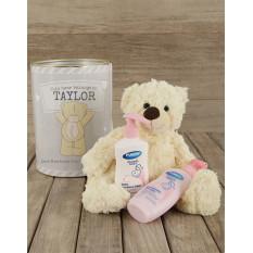 Boîte à cadeaux personnalisée pour bébé (standard)