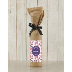 Anniversaire Vin De Roses En Papier Craft