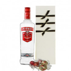 Smirnoff Coffret Vodka