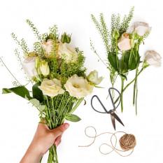 Bouquet Surprise Blanc (Petit)