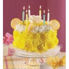 Flowery Cake 1