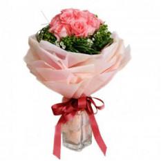 Adorable en rose